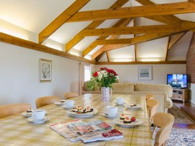 Higher Menadew Farm Cottages Self Catering Country Cottages