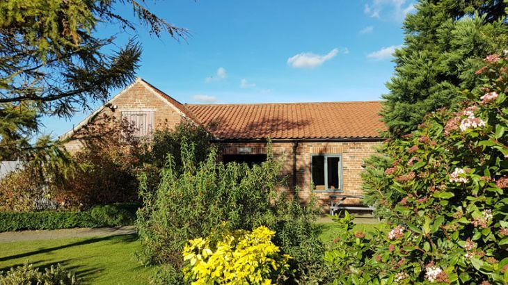 Elms Farm Cottages Lincolnshire