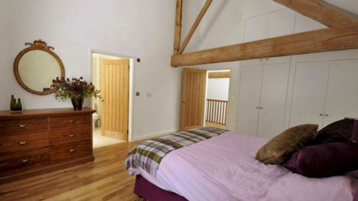 Supremely comfortable holiday home in a fabulous rural setting
