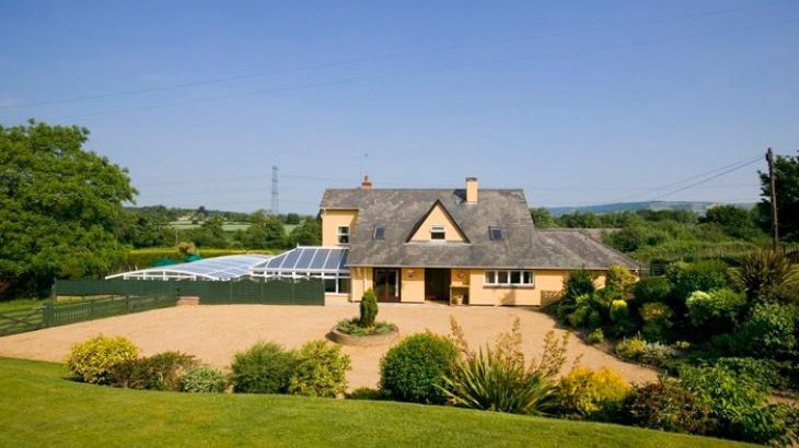 self-catering holiday, Somerset