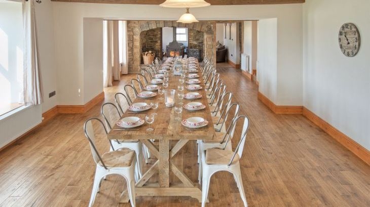 Farmhouse dining