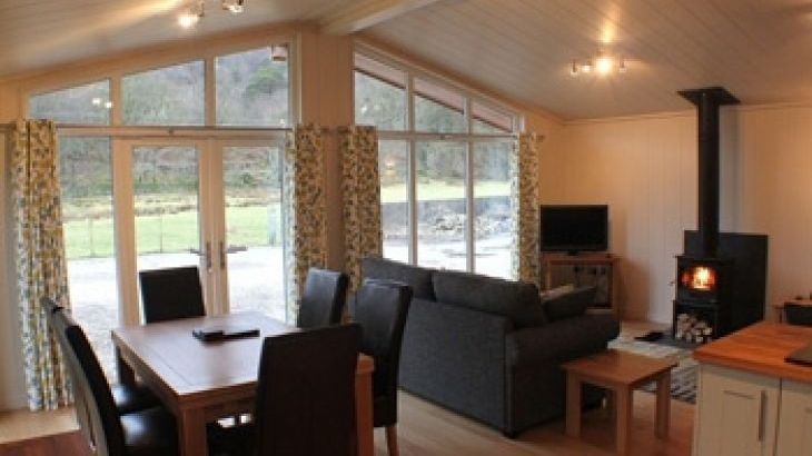 Self-catering country lodges in Cumbria