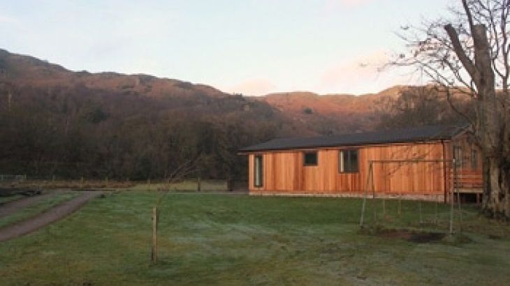 Self-catering lodges in the Lake District