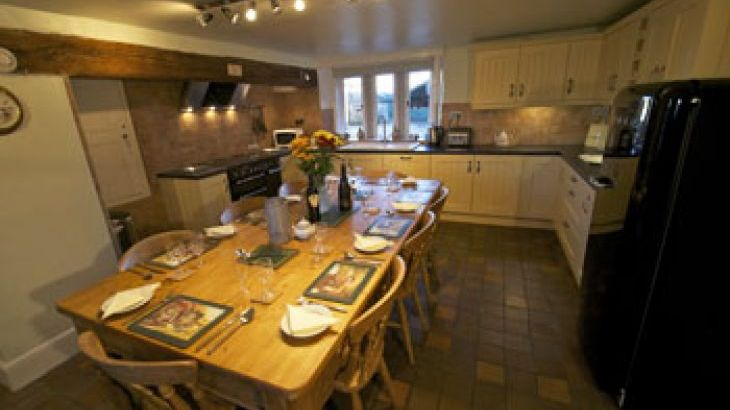 self catering holiday farm house Leicestershire