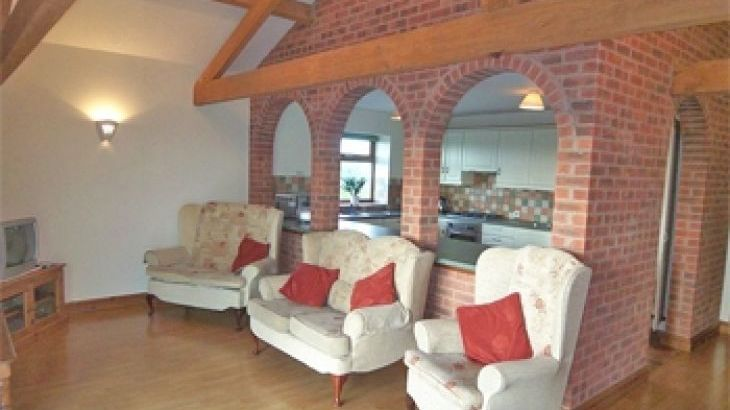self-catering holiday cottage Leicestershire