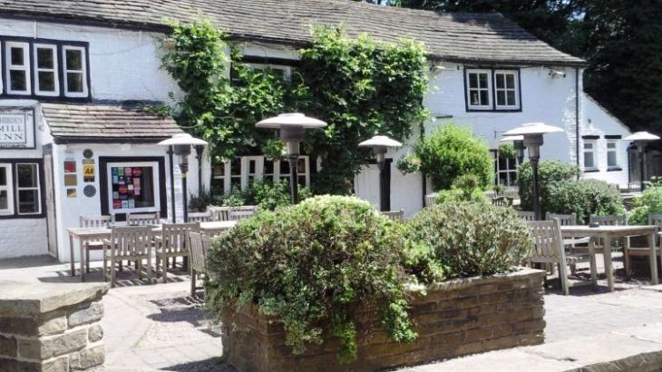 The Shibden Mill Inn is excellent