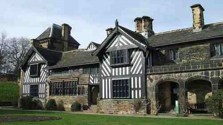 Shibden Hall the location of Gentleman Jack is a fascinating old house to visite