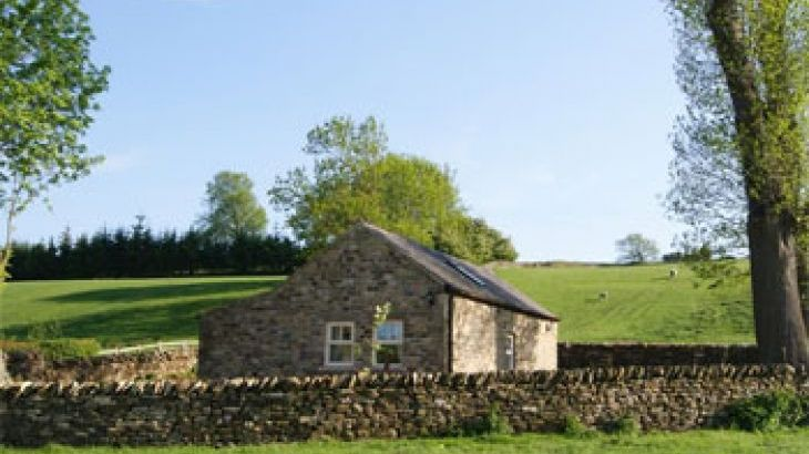 self catering country cottage on farm near Durham