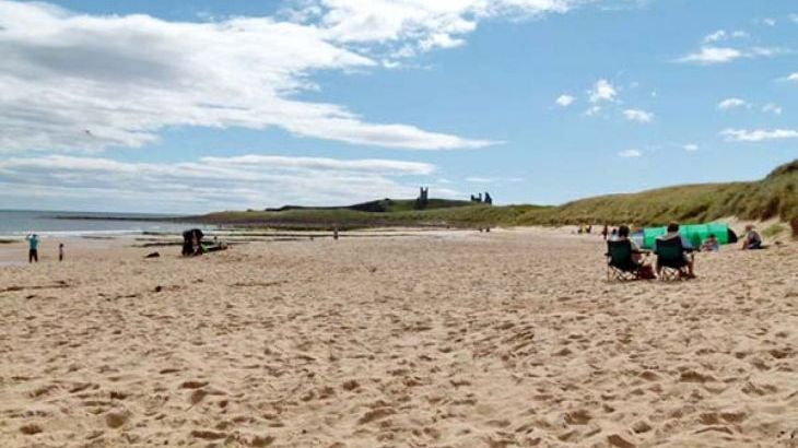 Discover Northumberland's beaches