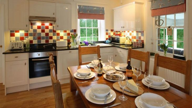 Lovely Kitchen Dining Room