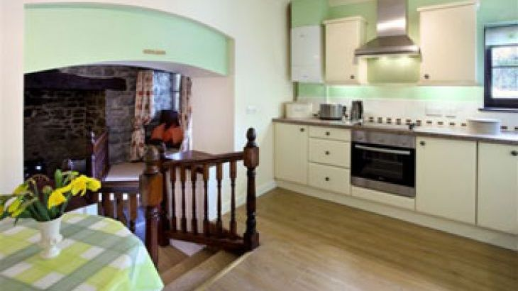 Self-catering country cottages in Wales