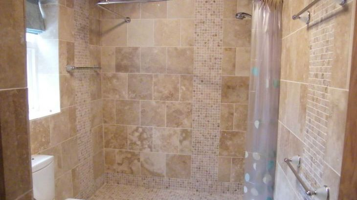 Stables wetroom
