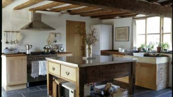 self catering, farmhouse kitchen, Suffolk