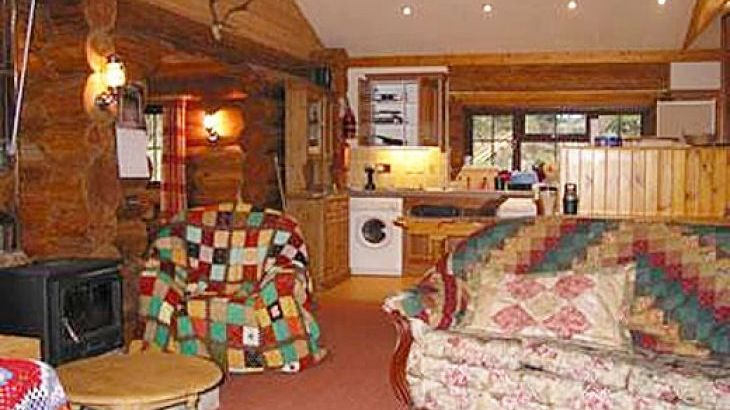 lodge in Somerset good for disabled