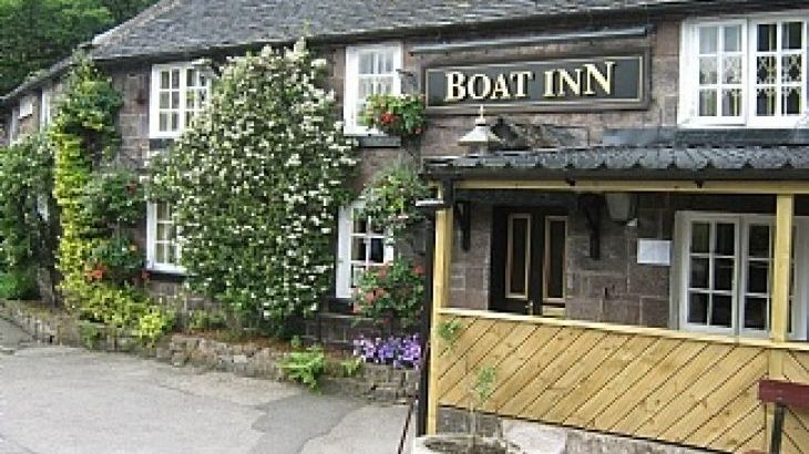 The Boat Inn serving good food and real ales