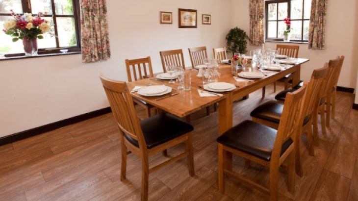 The Linhay Dining Room