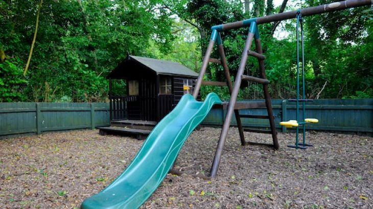 Boswell Farm Cottages Children's Playground