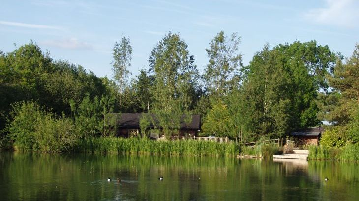 Lakeview Lodge near Melton Mowbray in Leicestershire
