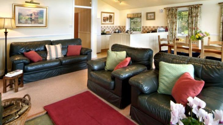 Pine lodge holiday Alnwick