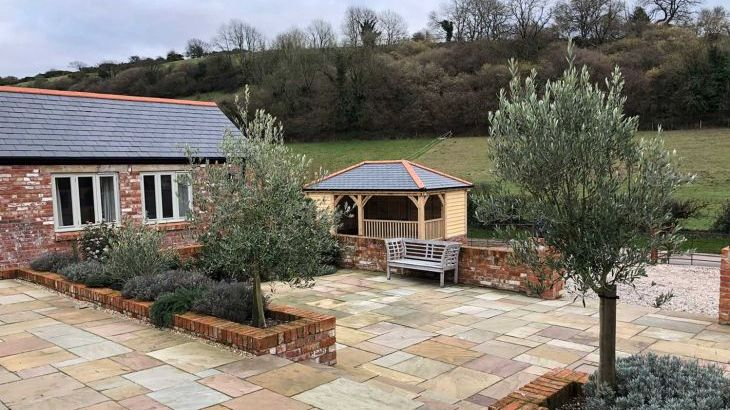 Langford Valley Barn Luxury 5* Gold self catering accommodation in the heart of rural Dorset