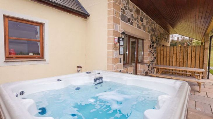 1 Eden Cottage Hot Tub