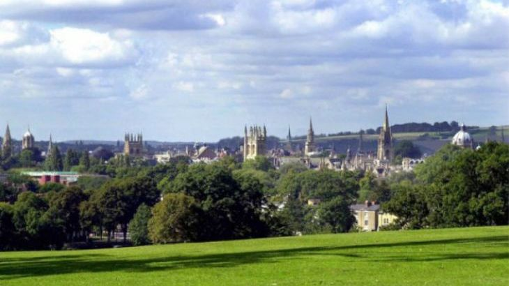 Oxford is just 5 miles from Oxford Country Cottages