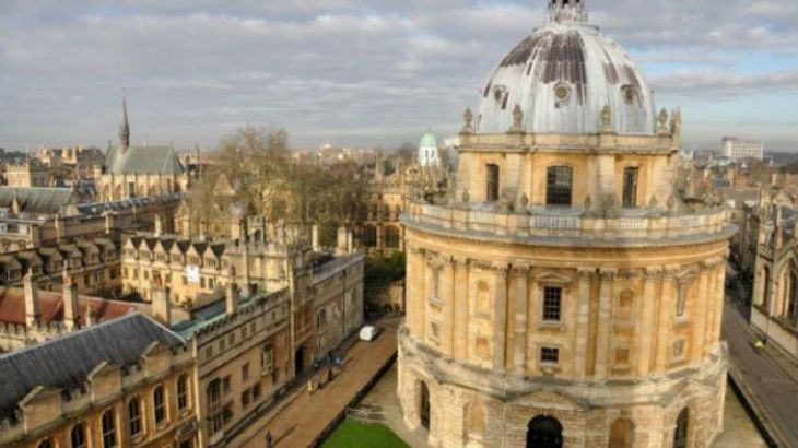 Historical Oxford