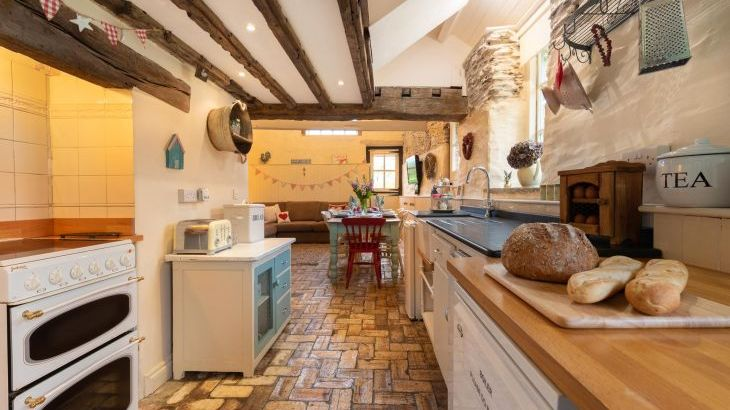 Countryside Kitchen Area