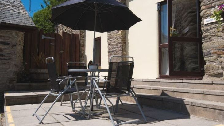 Braefoot Cottage, sleeps 4 in two bedrooms in West Down