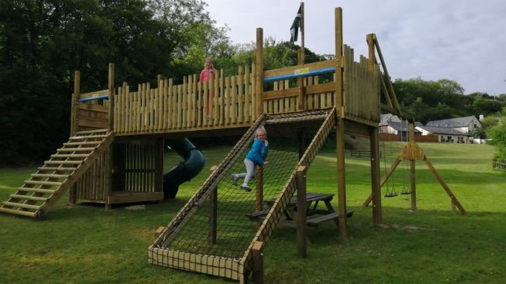New Children's Play Area