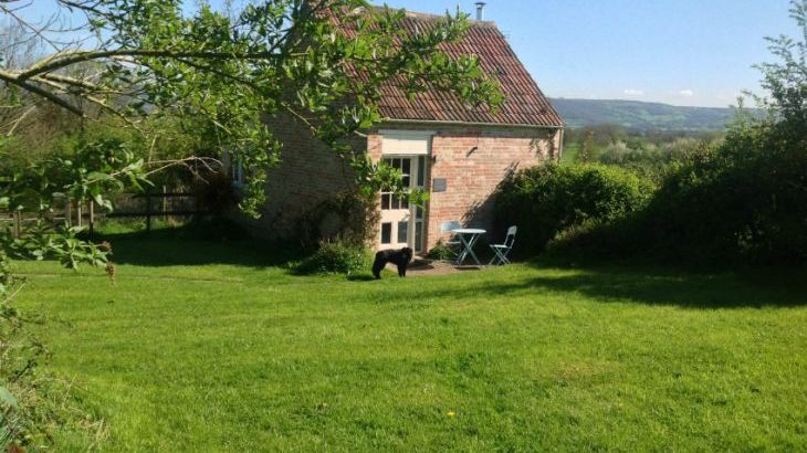 Ian's Cottage, Brickyard Farm Cottages, Somerset Levels