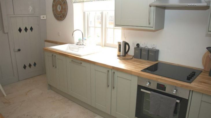 Barton Cottage Kitchen, Symondsbury, Dorset
