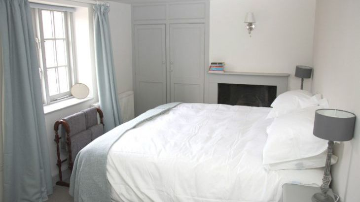 2nd bedroom, Barton Cottage, Symondsbury, Dorset