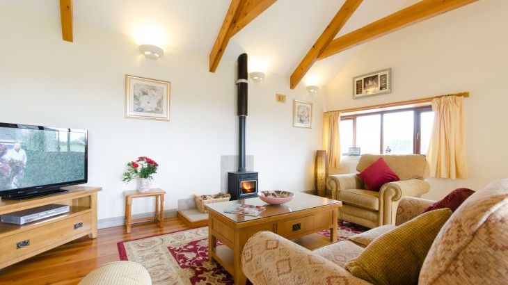 Holiday cottage in St Austell Cornwall near Eden project