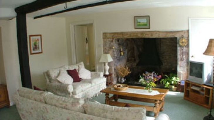 Cottages and B&B Somerset - The Garden Wing - Just the place for a romantic break