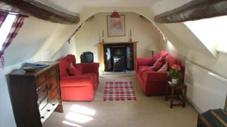 comfortable self-catering and B&B