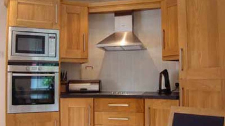 Simply beautifulk Scottish holiday cottage with a superb kitchen
