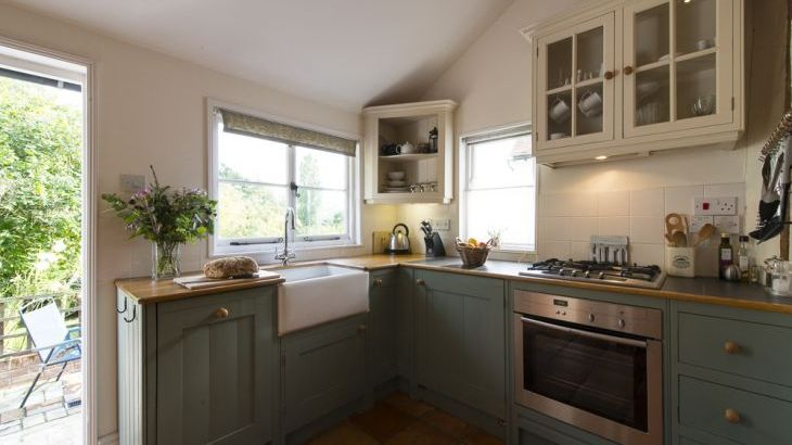 Self catering cottages in Suffolk