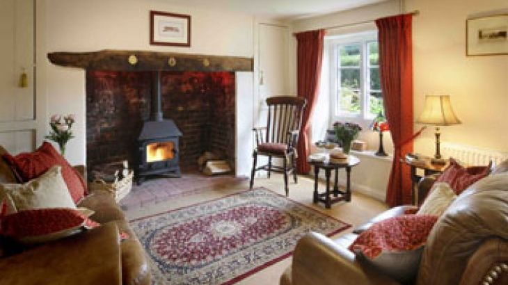 Lovely country cottage in Devon