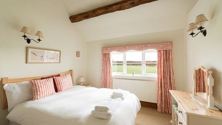 Piggery double room