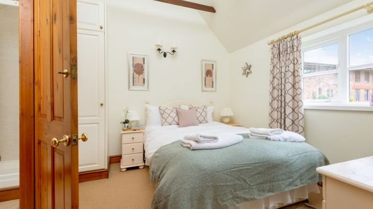 The Byre double room