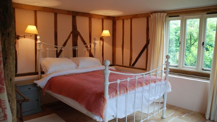 self-catering with character in Essex