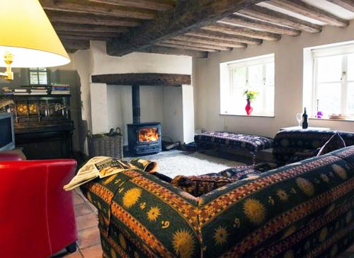 olde worlde suffolk holiday cottage