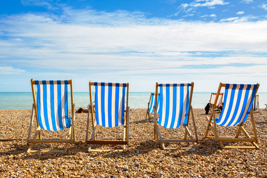 self-catering seaside holidays uk