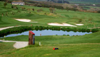 golf holidays with log cabin accommodation in scotland