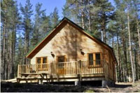 luxury log cabins for holidays